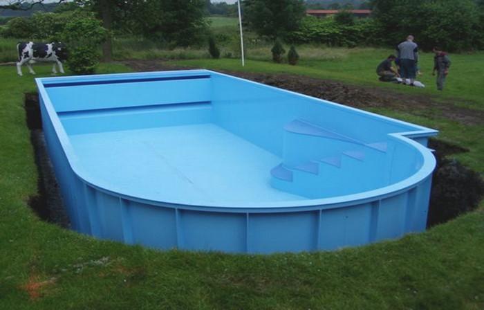 полипропилен, полипропилен для бассейнов