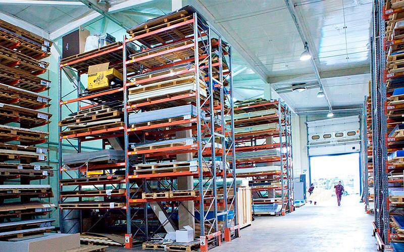 Собственный склад М8 Промышленные пластики