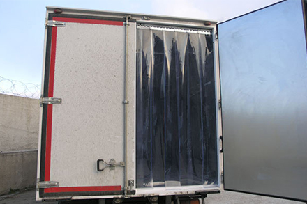 Шторки для холодильных камер